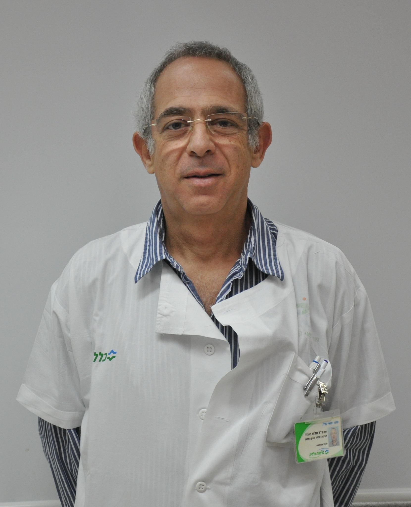דוקטור אהוד מלצר - תמונת פרופיל