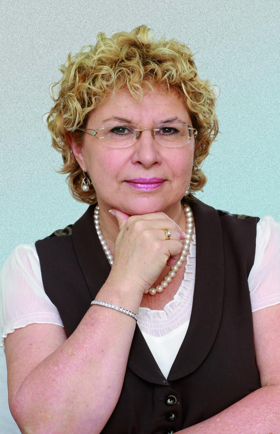 פרופסור פרופ' מרתה דירנפלד - תמונת פרופיל