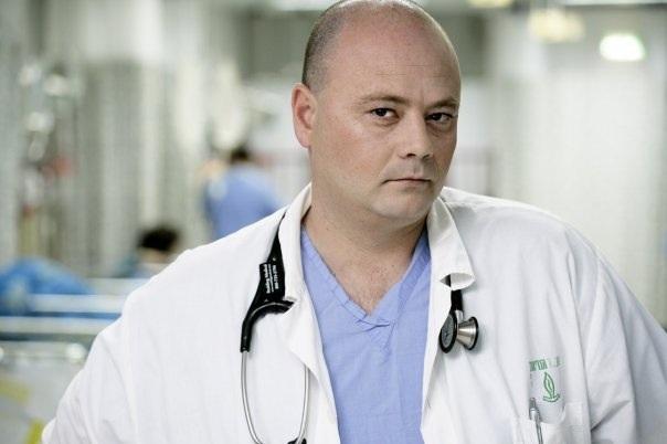 דוקטור רוברט סטרן - תמונת פרופיל