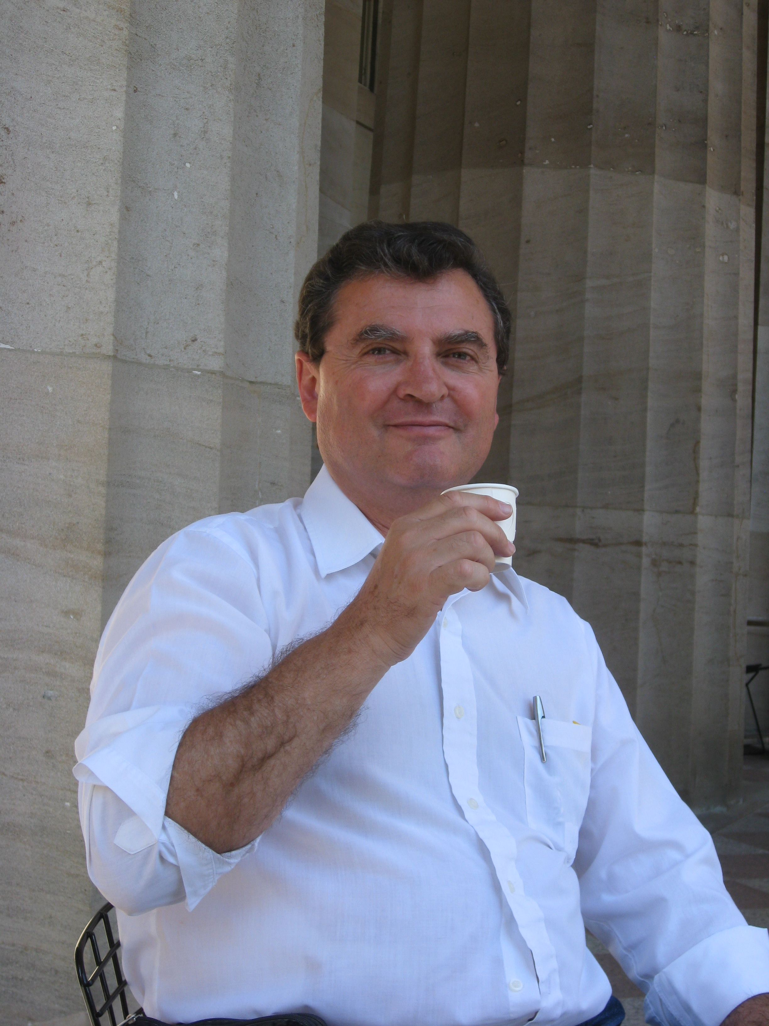 פרופסור זאב בלומנפלד - תמונת פרופיל