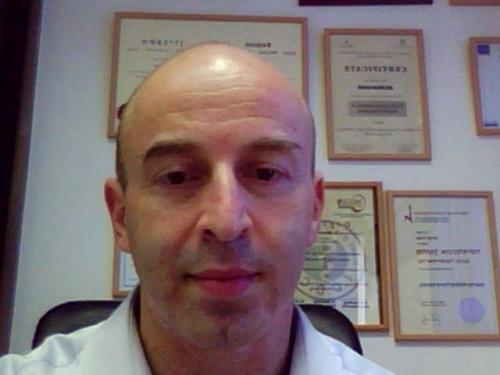 דוקטור אהוד מירון - תמונת פרופיל