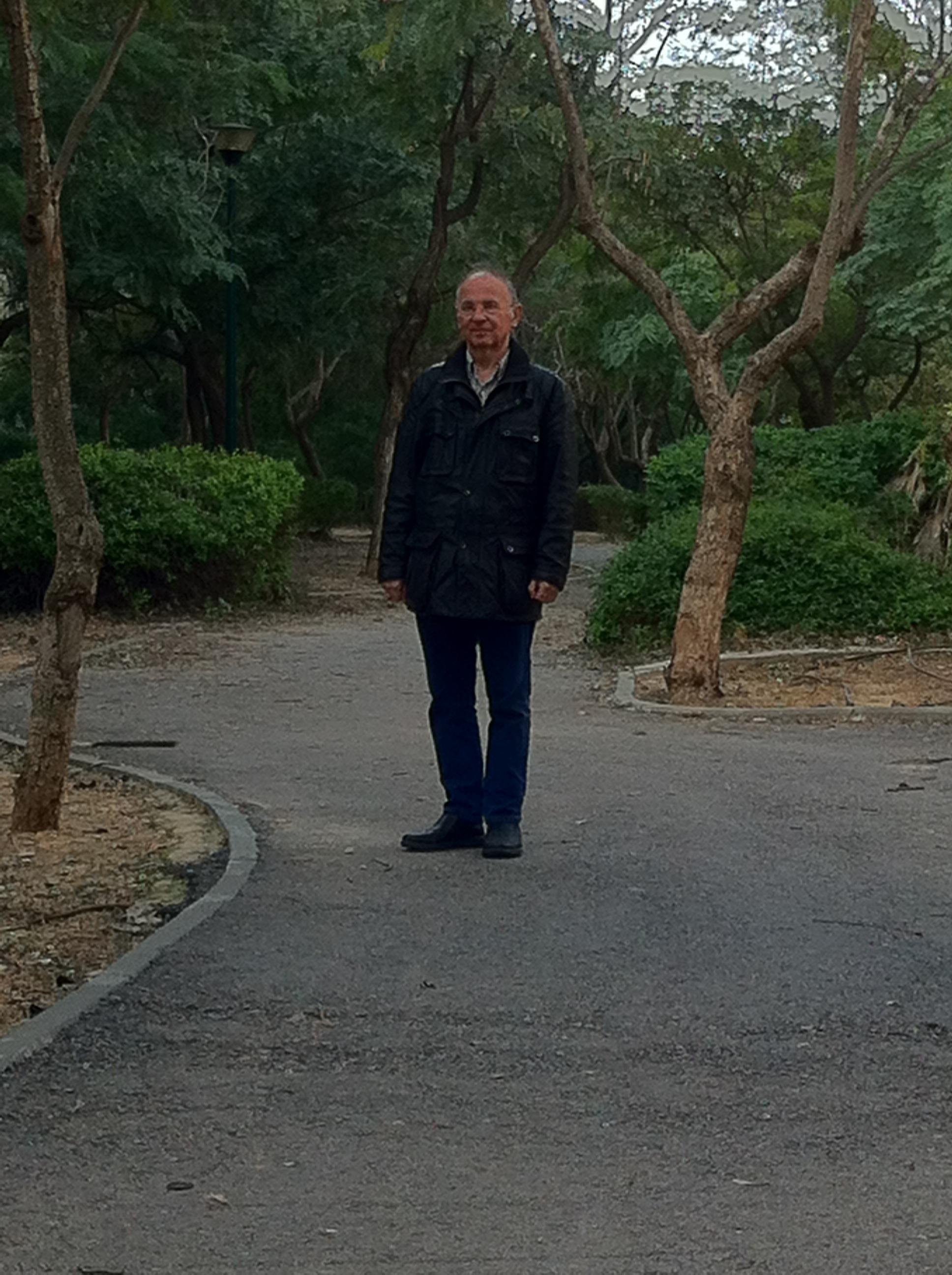 דוקטור ישראל ארוין פריאל - תמונת פרופיל