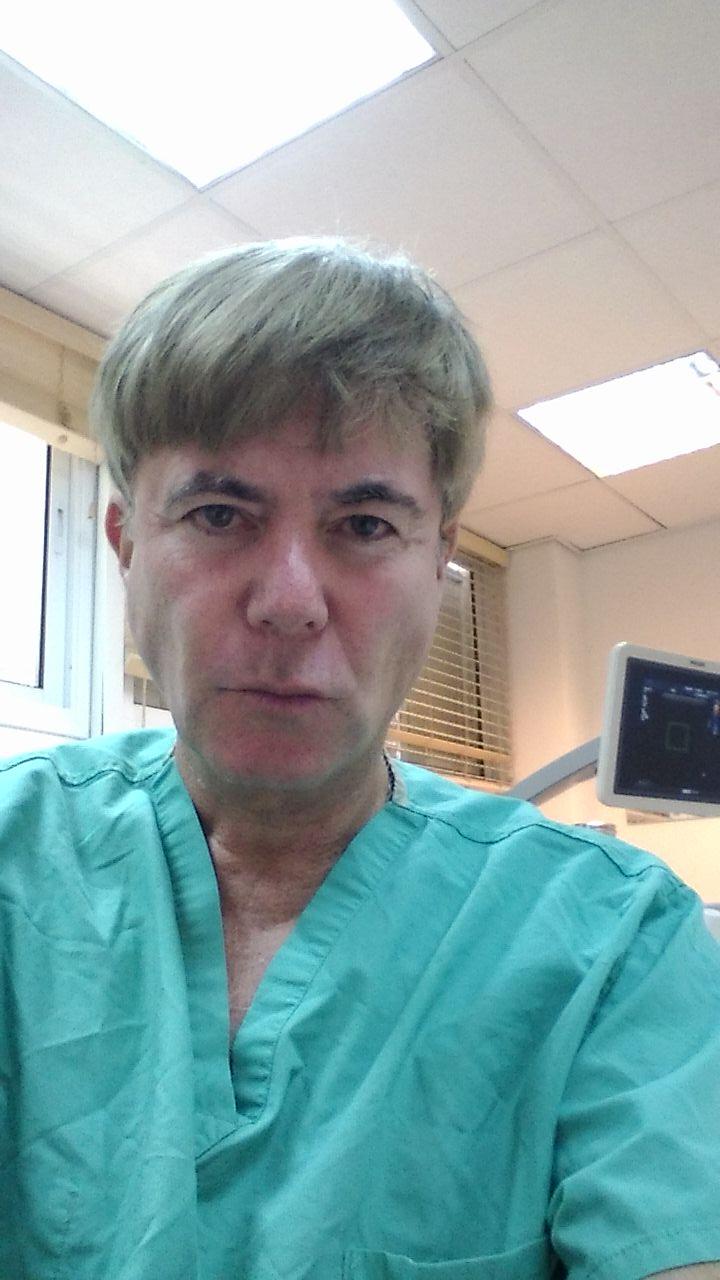 דוקטור יאיר גלילי - תמונת פרופיל
