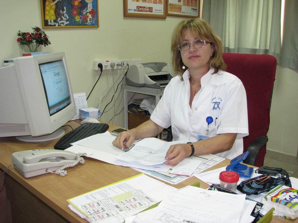 דוקטור אורה ביטרמן - תמונת פרופיל