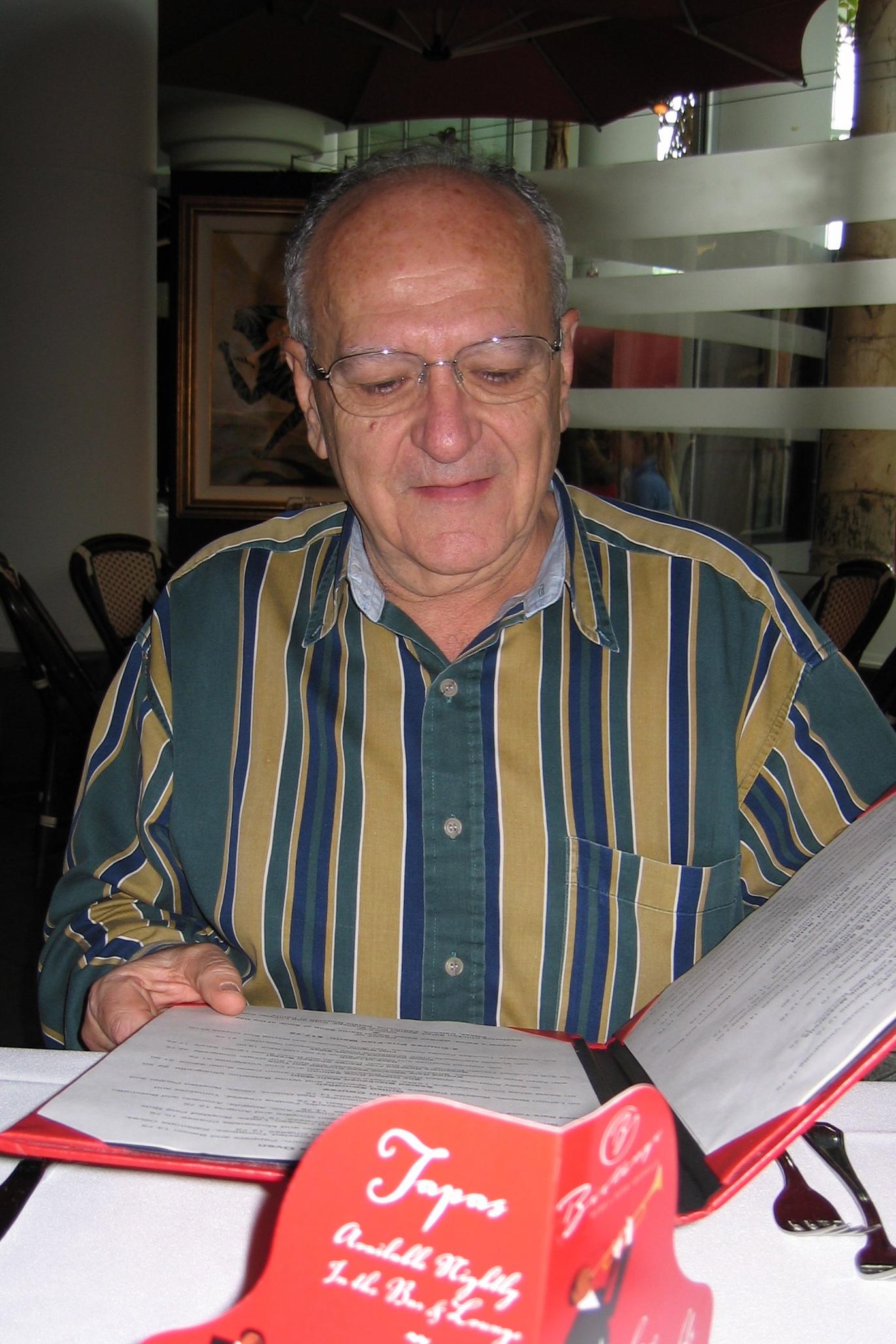 פרופסור רוברט דוד - תמונת פרופיל